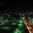 ホテルからのながめ、夜景