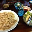 山菜天ぷらせいろ