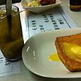 081_軽めの昼食(カロリーは高い)