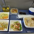機内食(JAL/復路)