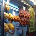 市場の焼味店